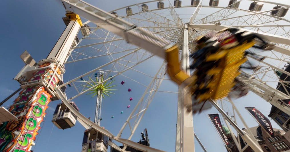 Home used amusement rides for sale fabbri rides for Giostre usate